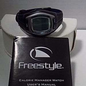 freestyle calorie manager watch
